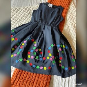 Modcloth Dresses - New & Dot by ModCloth fit and flare dress.